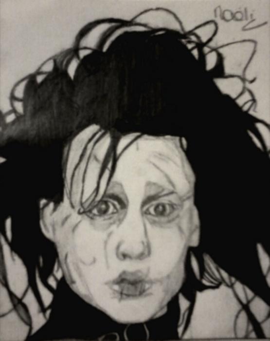 Johnny Depp by maeli